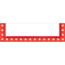 Teacher Created Resources TCR20790 Red Marquee Small Magnetic Pockets