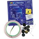 Teacher Created Resources TCR20882 Stem Starters Paper Circuits