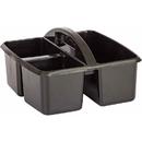Teacher Created Resources TCR20902 Black Plastic Storage Caddy