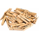 Teacher Created Resources TCR20930 Stem Basics Medium Clothespins 50Ct