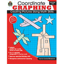 Teacher Created Resources TCR2115 Coordinate Graphing Gr 5-8 No Cd Included