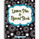 Teacher Created Resources TCR3269 Crazy Circles Lesson Plan  Record - Book