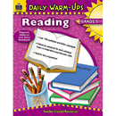 Teacher Created Resources TCR3491 Daily Warm-Ups Reading Gr 5