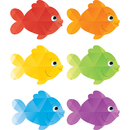 Teacher Created Resources TCR3549 Colorful Fish Accents