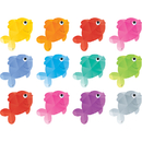 Teacher Created Resources TCR3551 Colorful Fish Mini Accents