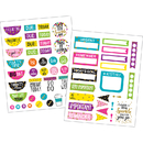Teacher Created Resources TCR3589 Confetti Stickers