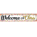 Teacher Created Resources TCR3606 Confetti Welcome Banner