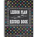 Teacher Created Resources TCR3716 Chalkboard Brights Lesson Plan And - Record Book