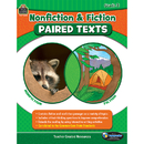 Teacher Created Resources TCR3893 Nonfiction Fiction Paired Texts Gr3