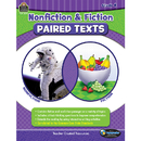 Teacher Created Resources TCR3894 Nonfiction Fiction Paired Texts Gr4