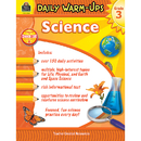 Teacher Created Resources TCR3968 Daily Warm Ups Science Gr 3