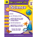 Teacher Created Resources TCR3973 Daily Warm Ups Science Gr 6