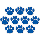 Teacher Created Resources TCR4275 Accents Blue Paw Prints