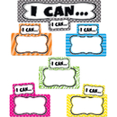 Teacher Created Resources TCR4623 I Can Mini Bulletin Board