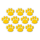 Teacher Created Resources TCR4645 Gold Paw Prints Accents