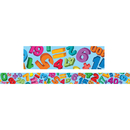 Teacher Created Resources TCR4681 Math Straight Border Trim