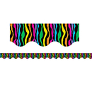 Teacher Created Resources TCR4734 Wild Stripes Border Trim