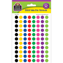 Teacher Created Resources TCR4743 Colorful Circles Mini Stickers Value Pack