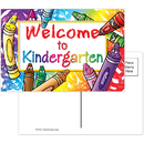 Teacher Created Resources TCR4860 Welcome To Kindergarten 30/Pk Postcards