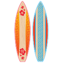 Teacher Created Resources TCR5090 Giant Surfboards Bb Set