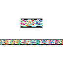 Teacher Created Resources TCR5155 Musical Notes Straight Border Trim
