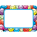 Teacher Created Resources TCR5172 Happy Faces Name Tags Labels