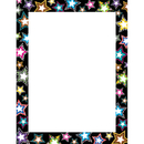 Teacher Created Resources TCR5262 Fancy Stars Computer Paper