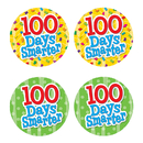 Teacher Created Resources TCR5393 100 Days Smarter Wear Em Badges