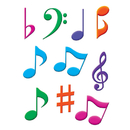 Teacher Created Resources TCR5417 Musical Notes Accents