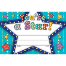 Teacher Created Resources TCR5485 Marquee Youre A Star Awards