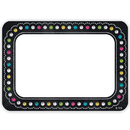 Teacher Created Resources TCR5623 Chalkboard Brights Name Tags