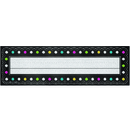 Teacher Created Resources TCR5624 Chalkboard Brights Flat Name Plates