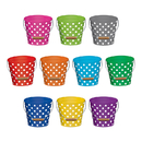 Teacher Created Resources TCR5631 Polka Dots Buckets Accents