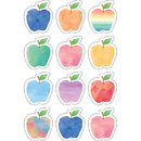 Teacher Created Resources TCR5635 Watercolor Apples Mini Accents