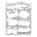 Teacher Created Resources TCR5640 Happy 100Th Day Poster Pack