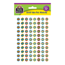 Teacher Created Resources TCR5643 Superhero Mini Stickers Valu Pak