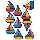 Teacher Created Resources TCR5656 Sailboats Accents