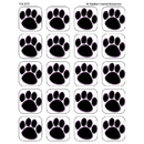 Teacher Created Resources TCR5777 Stickers Black Paw Prints