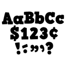 Teacher Created Resources TCR5822 Black Bold Block 4 In Letters