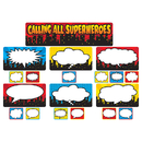 Teacher Created Resources TCR5825 Calling All Superheros Mini Bb Set
