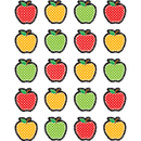 Teacher Created Resources TCR5912 Dotty Apples Stickers Die Cut
