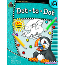 Teacher Created Resources TCR5914 Ready Set Learn Dot To Dot Gr K-1