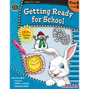 Teacher Created Resources TCR5979 Ready Set Learn Getting Ready For School Gr Pk-K