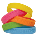 Teacher Created Resources TCR6574 Happy Birthday 2 Wristbands