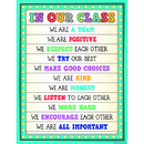 Teacher Created Resources TCR7528 Marquee In Our Class Chart