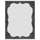 Teacher Created Resources TCR7533 Chalkboard Brights Blank Chart