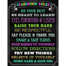 Teacher Created Resources TCR7565 Chalkboard Brights Classroom
