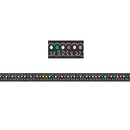 Teacher Created Resources TCR77222 Chalkboard Brights Magnetic Strips