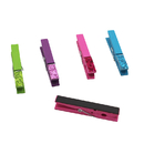 Teacher Created Resources TCR77237 Glitter Magnetic Clothespins