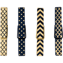 Teacher Created Resources TCR77249 Black & Gold Magnetic Clothespins